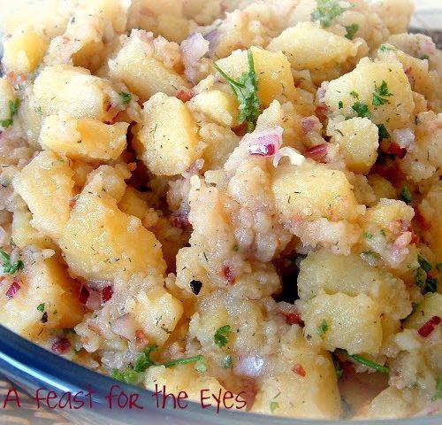 German Potato Salad Gravy Recipe