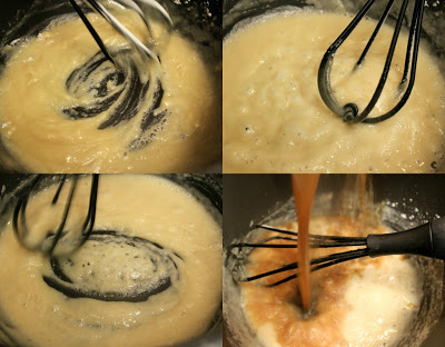 how to make a slurry for gravy