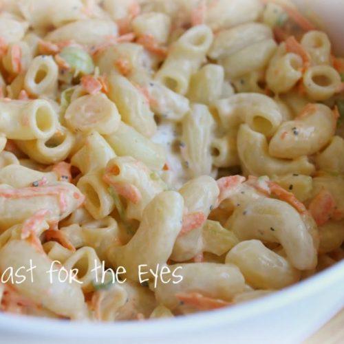 Cooks Country Recipes Hawaiian Macaroni Salad