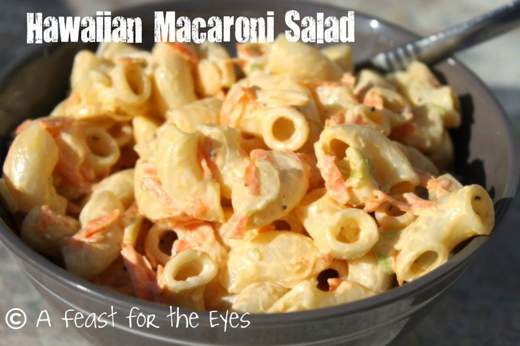 Recipe For Hawaiian Macaroni Salad From Cook's Country