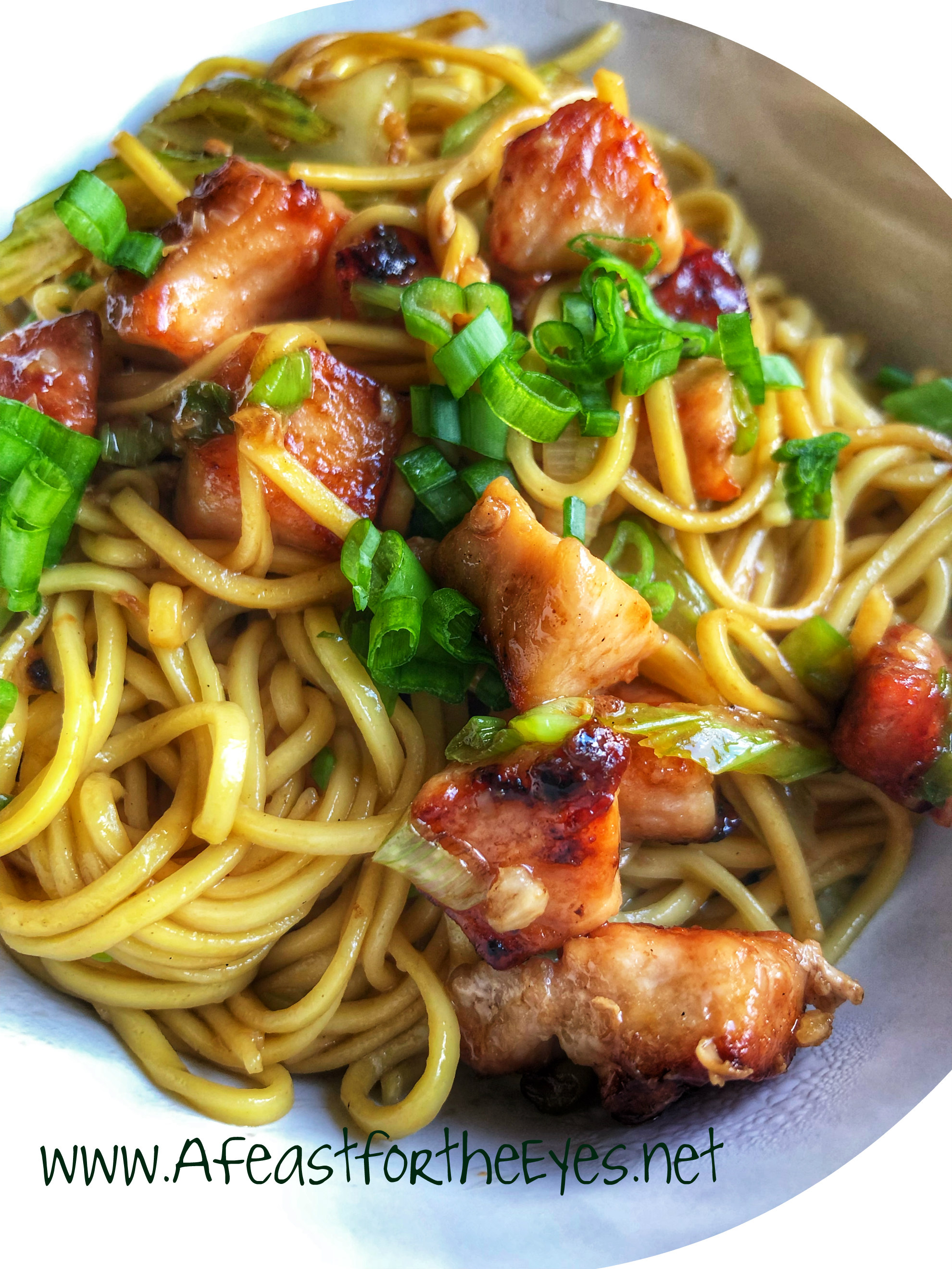 Chinese Lo Mein Made Easy